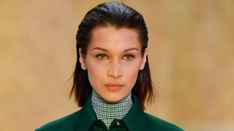Bella Hadid Looked Like a '90s Supermodel at the Savage x Fenty Show   StyleCaster