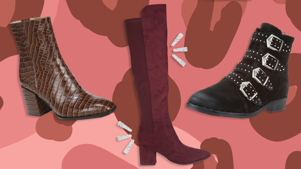 13 Pairs Of Fall Boots That Live In My Head Absolutely Rent-Free
