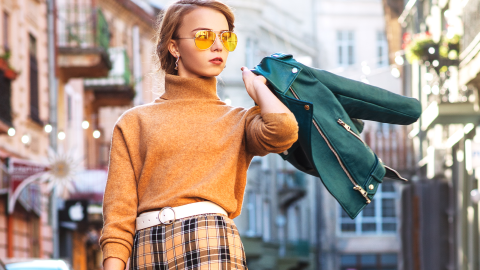 The Best Fall Sweaters To Cozy Up In & Still Look Chic | StyleCaster