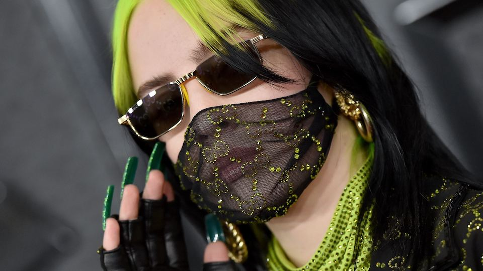This Billie Eilish Sneaker Controversy Has Me Convinced I'm Color Blind