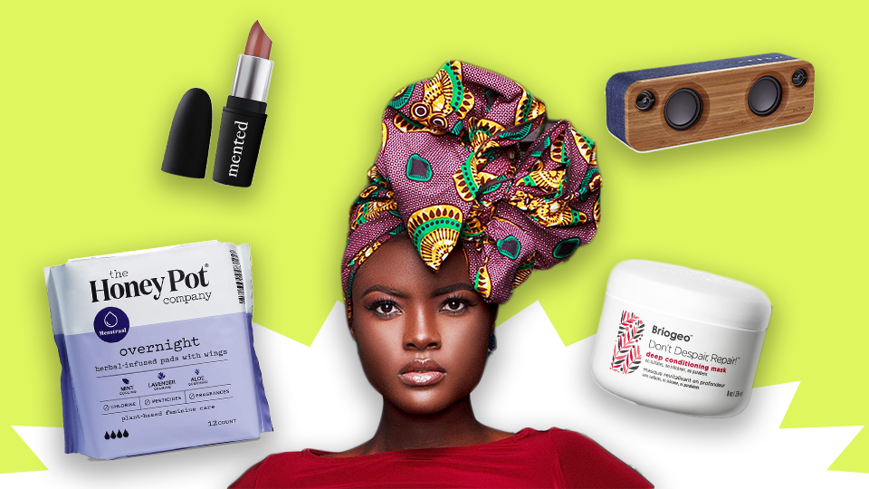 Black-Owned Brands to Support on Amazon This Holiday Shopping Season