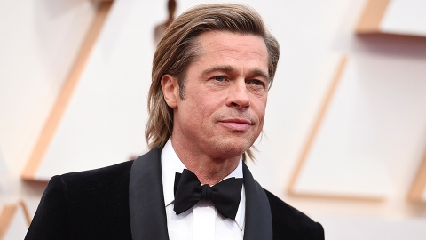 Brad Pitt Just Broke Up With His Girlfriend After She Got Back Together With Her Husband | StyleCaster