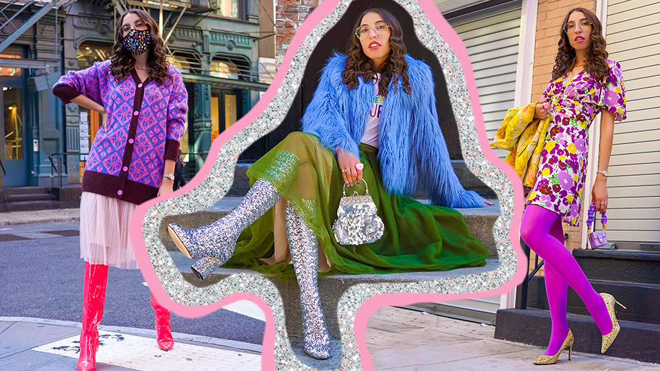 Here's Exactly What Carrie Bradshaw Would Wear If She Was Still Serving Looks In 2021