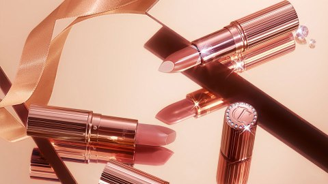 Affordable Dupes for Charlotte Tilbury's Cult-Favorite Pillow Talk Lipstick | StyleCaster