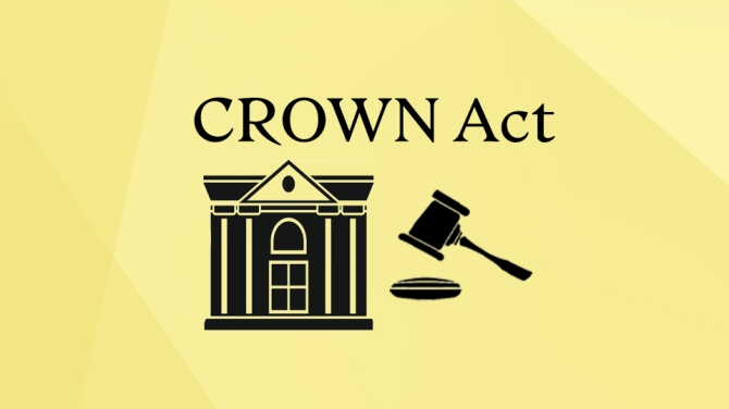 crown act image