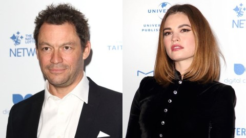 Lily James 'Assumed' Dominic West Was 'Allowed to Stray' From His Marriage | StyleCaster