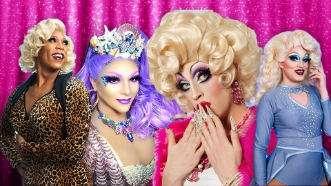 How Drag Queens Are Keeping Their Industry Alive in a COVID-19 Era   StyleCaster