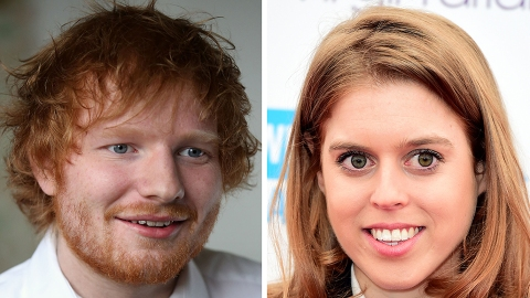 Ed Sheeran's Manager Just Called Princess Beatrice an 'F—king Idiot' For This Reason | StyleCaster