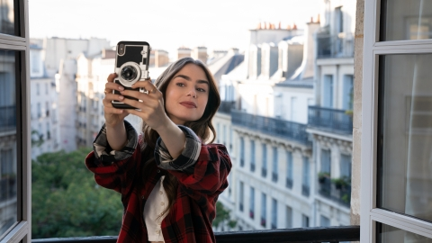 'Emily In Paris' Charms & Enchants—Why It's The Perfect Escapist Show For 2020 | StyleCaster