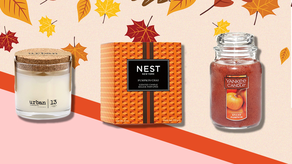 A PSL-Addict Rates The Best Pumpkin Candles For Fall