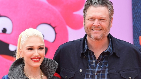 Blake Shelton Asked Gwen Stefani's Dad For His Blessing Before He Proposed to Her | StyleCaster