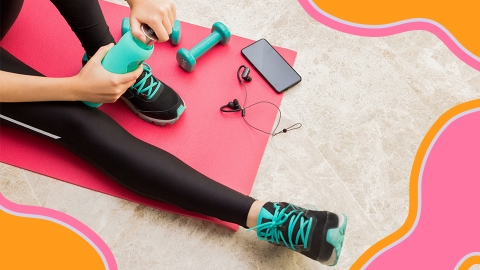 How to Build the Ultimate Home Gym For Your Best Workout Ever | StyleCaster