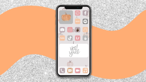 You Can Now Get Halloween-Specific Widgets To Suit Your Spooky Aesthetic | StyleCaster