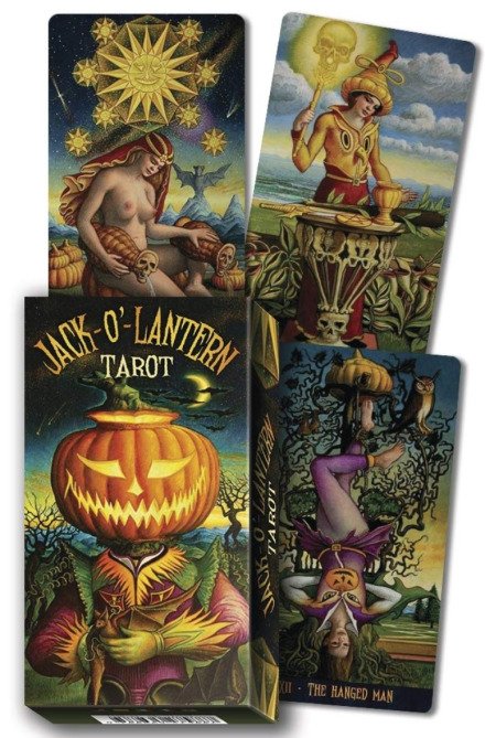 STYLECASTER |  Cartas De Tarot De Halloween