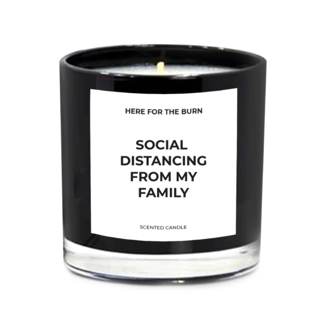 STYLECASTER | here for the burn candle review