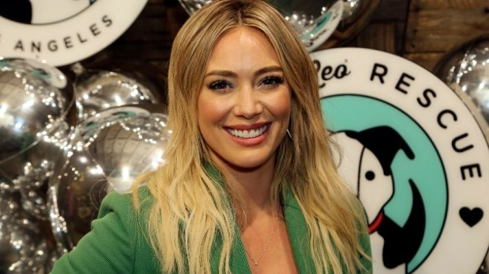 Hilary Duff's New Hair Is Blonder—and Longer—Than Ever