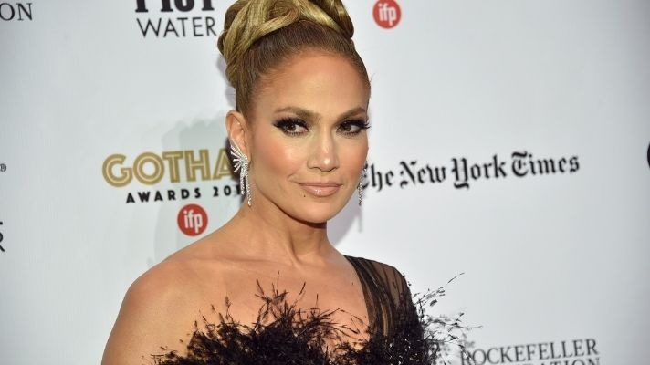 Apparently, Jennifer Lopez Uses this $7 Drugstore Staple for Dry Skin