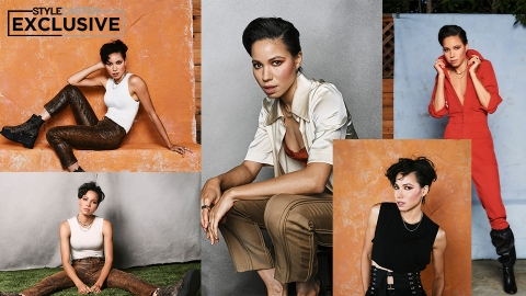 See All the Photos From Our Cover Shoot With Jurnee Smollett! | StyleCaster