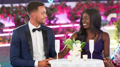 Here's What Happened to Justine & Caleb After Winning 'Love Island' | StyleCaster