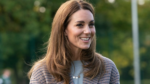Kate Middleton Is Serving Boss Babe Realness In Her All-Black Power Suit | StyleCaster