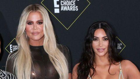Khloé Kardashian Trolled Kim Over This Strange Detail in Her Recent Instagram Post | StyleCaster