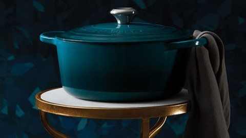 TikTok Is Obsessed With Le Creuset, So I Guess We're Adulting Now   StyleCaster