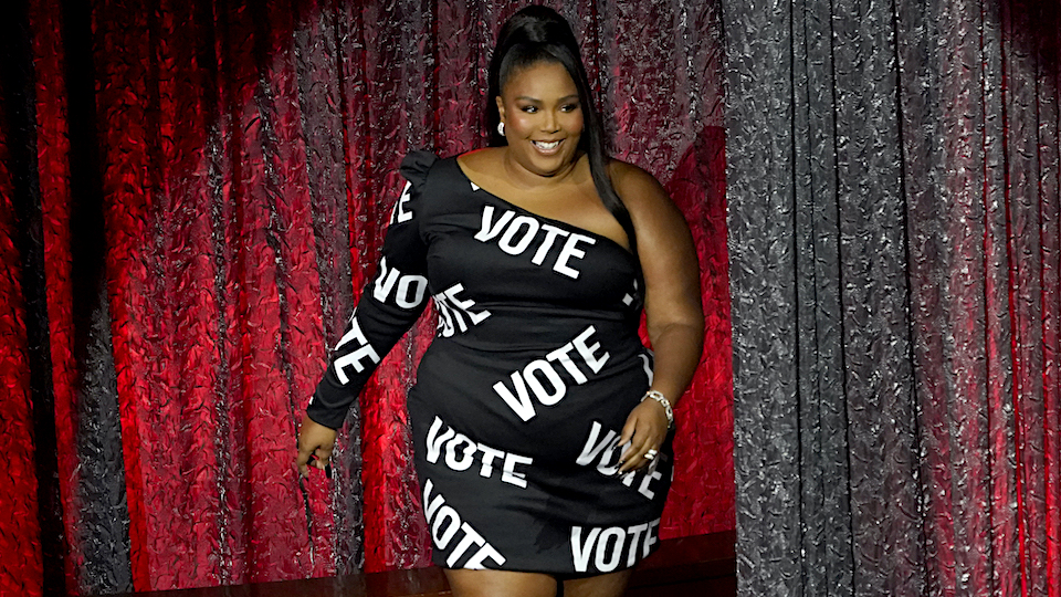 I'm Casting My Vote For Lizzo As Best-Dressed At The BBMAs