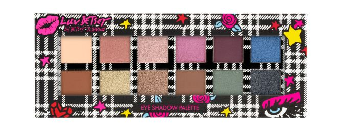 Luv Betsey. eyeshadow palette