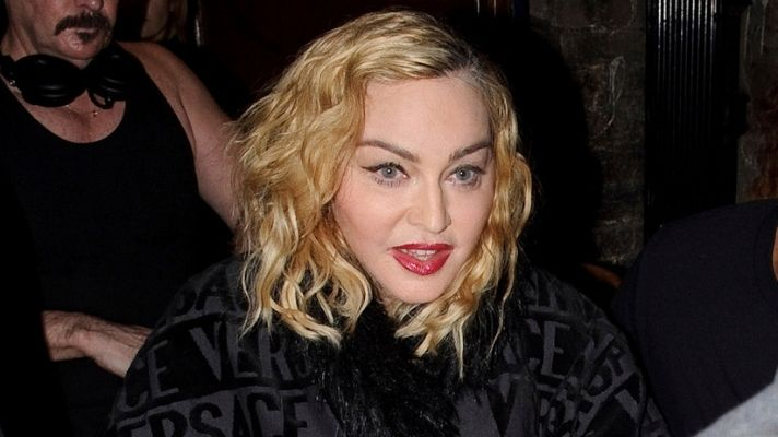 Madonna Has Pink Hair Now and I Didn't Recognize Her