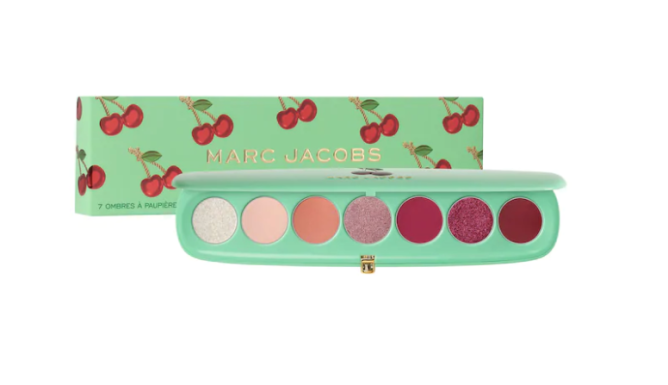 marc jacobs beauty eye conic multi finish eye palette in cherrific No Trick: The Sephora VIB Sale Is Your Halloween Treat