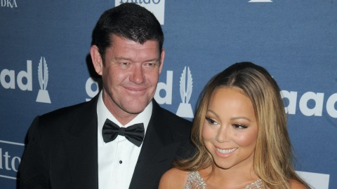 Mariah Carey Had a Shady Reason for Not Including Ex-Fiancé James Packer in Her Memoir | StyleCaster