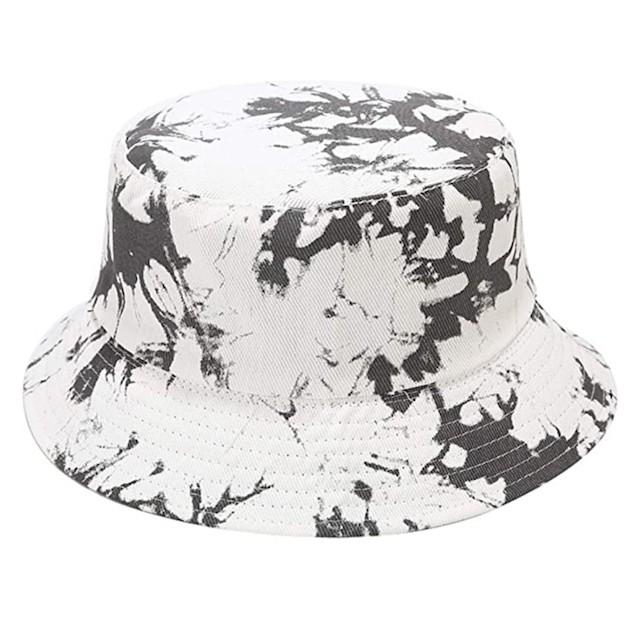 Cappello da pescatore reversibile unisex Mashiaoyi