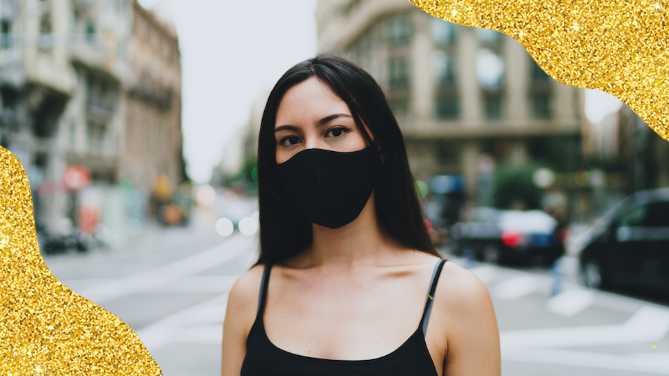 You Heard It Here First—These Are The Masks We'll All Be Wearing In 2021