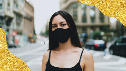You Heard It Here First—These Are The Masks We'll All Be Wearing In 2021 | StyleCaster