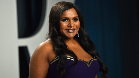 Mindy Kaling Just Gave Birth to Her Second Baby After a Top-Secret Pregnancy | StyleCaster