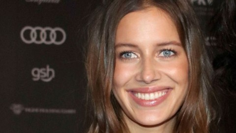 Brad Pitt's Girlfriend Nicole Poturalski Just Responded to Her Relationship Haters | StyleCaster
