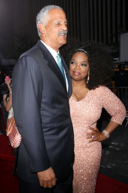 Oprah, Stedman