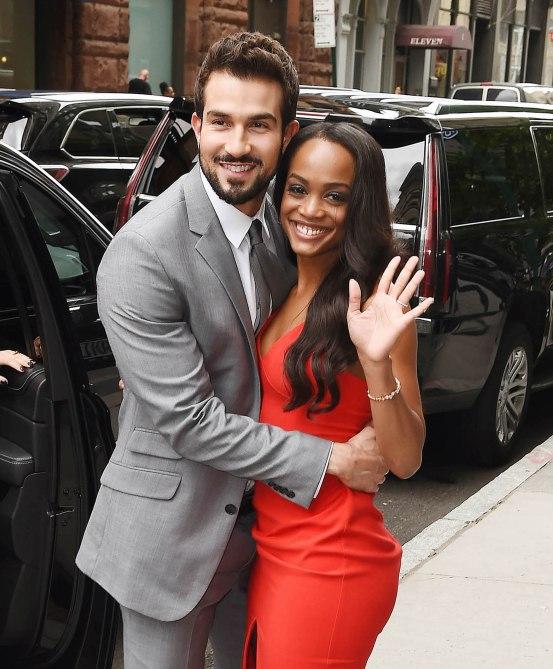 Rachel, Bryan: The Bachelorette