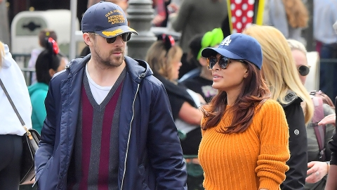 Eva Mendes Just Shut Down a Troll For Saying Ryan Gosling Should Let Her 'Out More' | StyleCaster