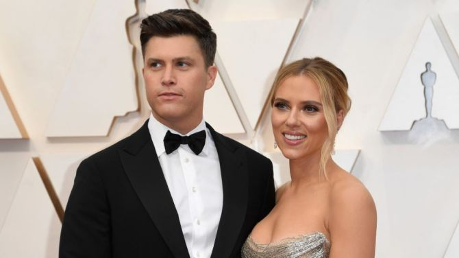 scarlett johansson colin jost Jennifer Lawrence Is Pregnant & Expecting Her 1st Baby With Her Husband