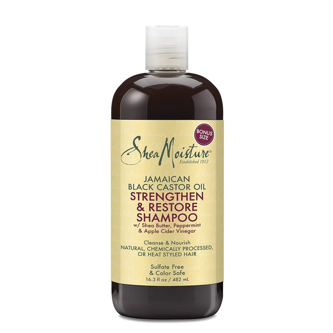 shea moisture shampoo The Best Shampoos For Hair Growth Thatll Give You Kim K Length Strands