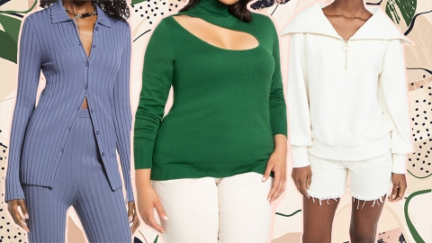 Ready Or Knit, Fall 2021's Sweater Trends Are Here   StyleCaster