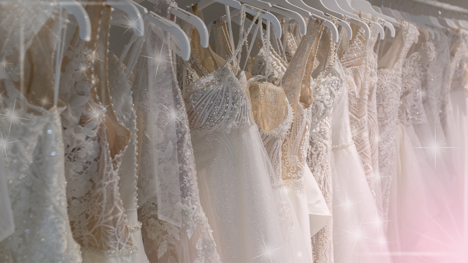 These 2021 Wedding Dress Trends Are Pin Now, Wear Later Material