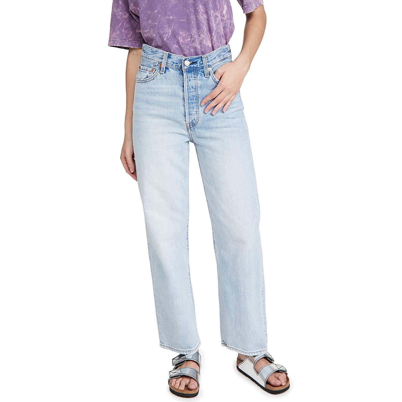 Levi's Rib Cage jeans