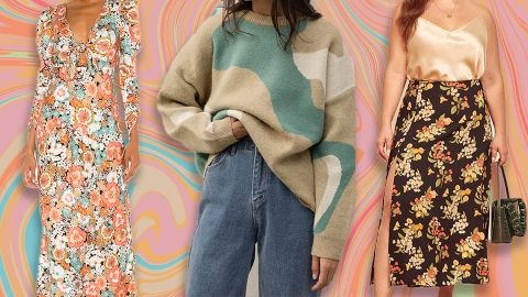 4 Late Fall Print Trends To Try That Aren't Leopard or Cheetah | StyleCaster