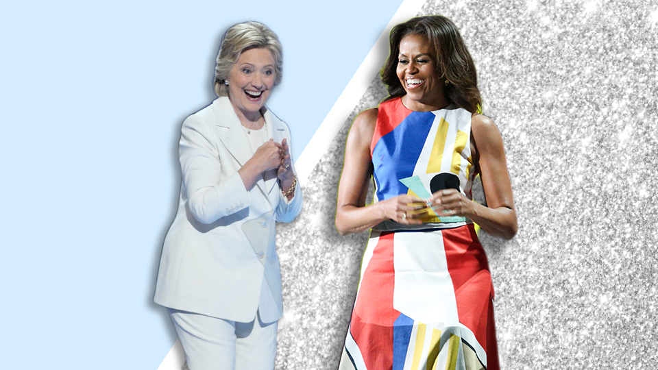 10 Sartorially Defining Moments in Political History | StyleCaster