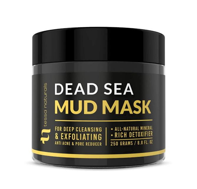 Maschera di fango del Mar Morto - Arricchita con collagene