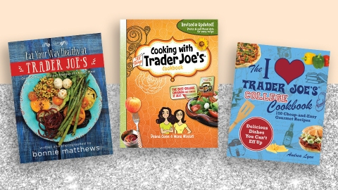 These Trader Joe's Cookbooks Were the Inspo I Needed To Break My Postmates Addiction | StyleCaster