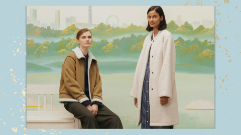 UNIQLO x JW Anderson Features Tons Of Gorg Elevated Basics For Autumn | StyleCaster