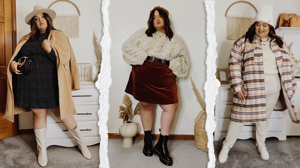 Easy Winter Outfit Ideas To Copy When It's Too Cold Outside To Think